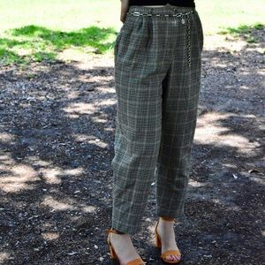 Vintage Susan Bristol Soft Wool classy trousers.